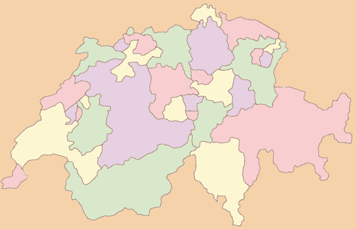 City of Switzerland: Towns and Communities of Switzerland - Ville ...
