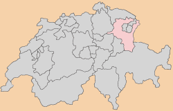 st-gallen Map